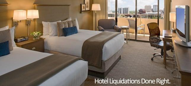 Hotel Furniture Liquidator And Installer